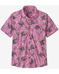 Patagonia Go To Shirt - Pink