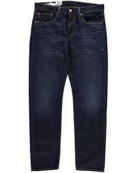 Levi's Jean 502 Tapered Fit Homme Still The One Bleu