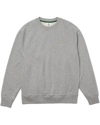 Lacoste Https://www.trouva.com/it/products/-gray-china-muraille-t32-sweatshirt - Grigio