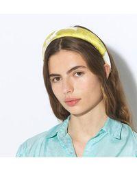 Becksöndergaard Apalis Yellow Floral Headband - Multicolor