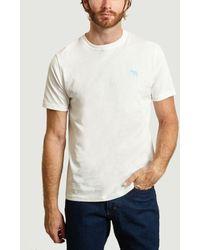 PS by Paul Smith Camiseta de cebra - Blanco