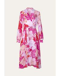 Stine Goya - Abito rosa riflesso rosato - Lyst
