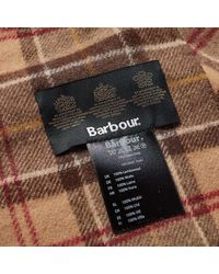 Barbour Muted Tartan Lambswool Usc0001tn911 Scarf - Multicolour