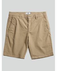 NN07 Pantalones cortos color caqui Crown - Multicolor
