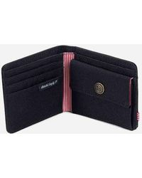 Herschel Supply Co. Portefeuille Black Roy - Noir