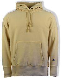 Champion Sweatshirt à capuche surteint Reverse Weave Sable - Neutre