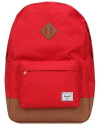 Herschel Supply Co. Sac A Dos Heritage Red - Rouge