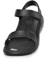 Teva Original Hurricane Drift Sandal Black - Negro