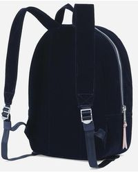 Herschel Supply Co. - Peacoat X Small Velvet Collection Grove Backpack - Lyst