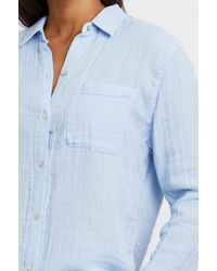 Rails Ellis Shirt Bluebell