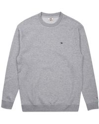 Tommy Hilfiger Tommy Jeans Classic Crew Sweat Grey