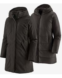 Patagonia Women's Frozen Range 3-in-1 Parka - Black