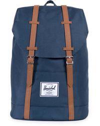 Herschel Supply Co. Backpack Retreat Navy Blue