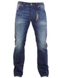DIESEL Larkee 853 R Jean Coupe Droite Bleu