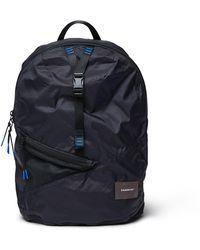 Sandqvist Sac à dos léger Erland noir taille unique - Bleu