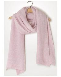 American Vintage Baby Lilac East 20a Scarf - Pink