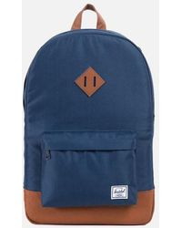 Herschel Supply Co. Heritage Navy Backpack - Blu