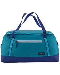 Patagonia Curacao Blue Ultralight Black Hole Duffle Bag
