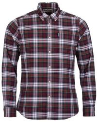Barbour Highland Check Shirt - Green