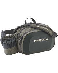 Patagonia Stealth Hip Pack 6 L Light Bog - Multicolor