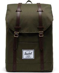 Herschel Supply Co. Zaino Ivy Green Retreat da 19,5 litri - Verde
