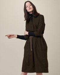 Sessun Chocostone Laine Leonid Dress - Multicolour