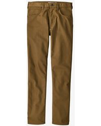 Patagonia Men's Performance Twill Jeans Regular - Brown