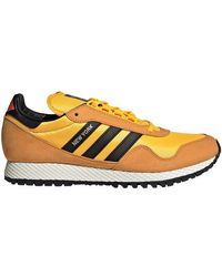 adidas Chaussures Jaune Noir New York Nyc Taxi - Multicolore