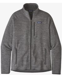 Patagonia Chaqueta Better Sweater - Gris