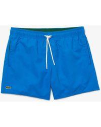 Lacoste Https://www.trouva.com/it/products/-swim-short-secado-ra-pido-azul-mh-6270-qmk-l - Blu