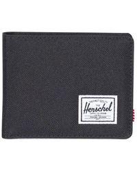 Herschel Supply Co. Black Roy Portefeuille - Noir