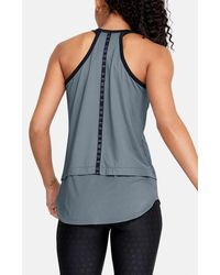 Under Armour Tank Hushed Turquoise - Blue