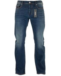 DIESEL Jeans bootat Zatiny 84 Bu blu scuro