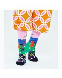 Happy Socks Summer Paradise S Socks - Multicolour