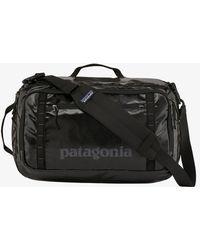 Patagonia Mini borsa Black Hole 26L - Nero