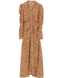 By Malene Birger Cles Maxi Dress - Brown