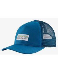 Patagonia Gorra Ws Pastel P 6 Trucker Hat Steller Blue