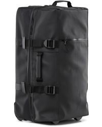 Rains Travel Bag - Black