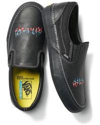 Vans Wa Goodall Classic Slip en negro - Multicolor
