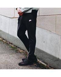 Nike Black Club Jogger Pant Hombre - Negro