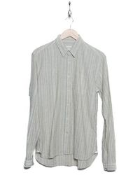 Oliver Spencer - New York Special Shirt Dumont Green - Lyst