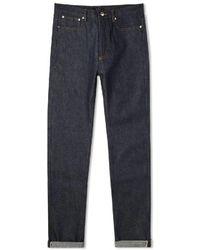 A.P.C. Jeans Petit New Standard - Blu