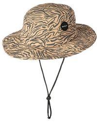 RVCA Boardie Boonie Honey Hat - Natur