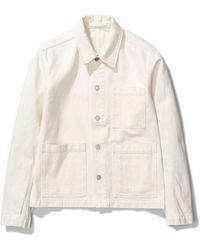 Norse Projects - Giacca di jeans Tyge - Lyst