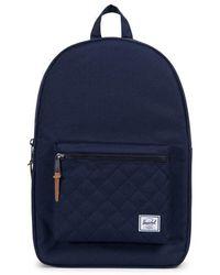 Herschel Supply Co. Peacoat Settlement Backpack - Blue