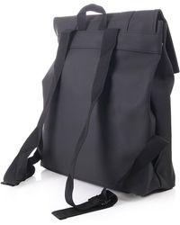 Rains MSN Black Bag - Noir
