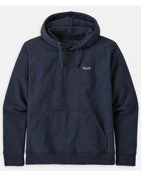 Patagonia P 6 Label Uprisal Hoody In Classic Navy - Blue