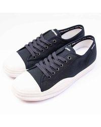 Tretorn Racket Canvas Shoes Navy/white - Blue
