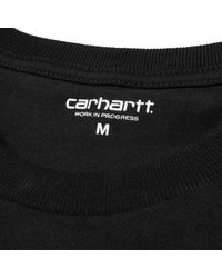 Carhartt Https://www.trouva.com/it/products/-chase-l-s-t-shirt-black-gold - Nero