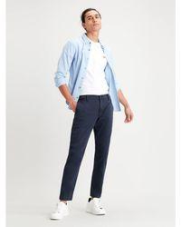 Levi's Pantalón chino azul marino y azul